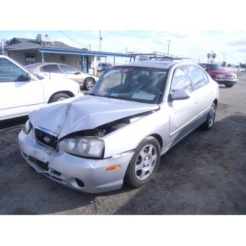 Hyundai Elantra 2002 Interior Katy Perry Buzz