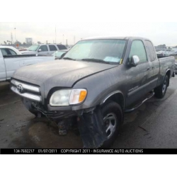 Fresno Acura on Used 2004 Toyota Tundra Parts Car   Gray With Gray Interior  6