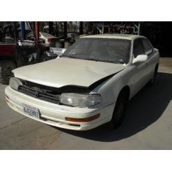 Fresno Acura on Used 1993 Toyota Camry Parts Car   White With Gray Interior  4