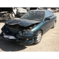 Used 1996 Acura Integra Parts Car - Green with brown interior, 4 cylinder engine, manual  transmission
