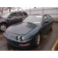 Used 1996 Acura Integra Parts Car - Green with tan interior, 4 cylinder engine, manual transmission
