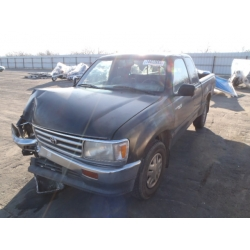 Fresno Acura on Used 1996 Toyota T100 Parts Car   Black With Gray Interior  6cyl