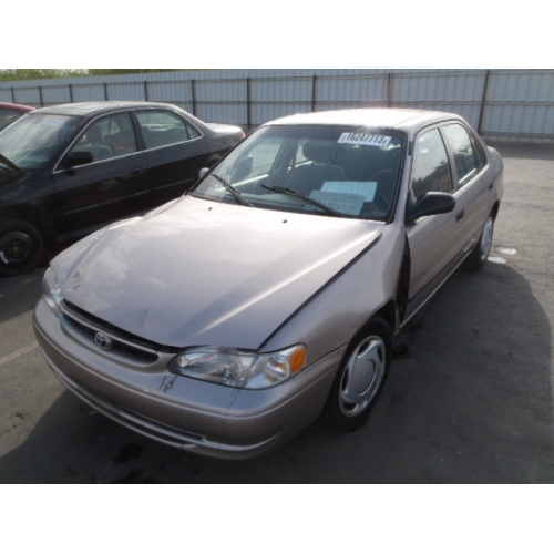 Toyota Of Gainesville: 2000 Toyota Corolla Gold