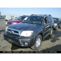 Used 2006 Toyota 4Runner Parts Car -  Gray with gray interior, 1GRFE engine, Automatic transmission
