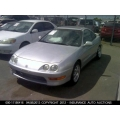 Used 2000 Acura Integra Parts Car - Silver with gray interior, 4 cylinder engine, manual transmission