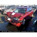 Used 2004 Hyundai Elantra Parts Car - Burgandy with gray interior, 4 cylinder, Automatic transmission
