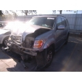 Used 2004 Toyota Sequoia Parts Car - Gray with gray interior, 8 cylinder engine, Automatic transmission