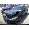 Used 2001 Honda Accord Parts Car - Green with tan interior, 4 cylinder engine, 5 speed  transmission