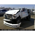 Used 2005 Toyota Tacoma Parts Car - White with gray interior, 6 cyl engine, automatic transmission