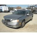 Used 2000 Infiniti I30 Parts Car - Silver with black interior, 6 cyl engine, Automatic transmission