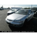 Used 2001 Honda Accord Parts Car - Silver with black interior, 6 cylinder engine, 5 speed  transmission