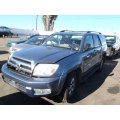 Used 2005 Toyota 4Runner Parts Car -  Blue with gray interior, 1GRFE engine, Automatic transmission