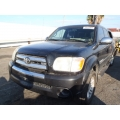 Used 2005 Toyota Tundra Parts Car - Black with gray interior, 8 cylinder engine, Automatic transmission