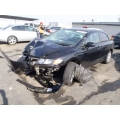 Used 2008 Honda Civic LX Parts Car - Black with gray interior, 4 cylinder engine, Automatic transmission