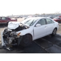 Used 2009 Toyota Camry Parts Car - White with brown interior, 4 cyl engine, Automatic transmission