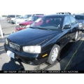 Used 2003 Hyundai Elantra Parts Car - Black with gray interior, 4 cylinder, Automatic transmission