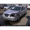 Used 2004 Hyundai Elantra Parts Car - Silver with gray interior, 4 cylinder, Automatic transmission