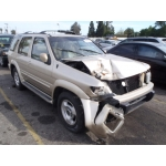 Used 1998 Infiniti QX4 Parts Car - Gold with tan interior, 6 cyl engine, Automatic transmission