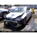 Used 2002 Acura RSX Parts Car - White with gray interior, 4 cylinder engine, manual transmission