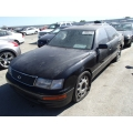 Used 1996 Lexus LS400 Parts Car - Black with black interior, 8 cylinder, automatic  transmission