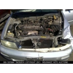 Used 1996 Nissan Altima Parts Car - Silver with gray interior, 4 cyl engine, Automatic transmission