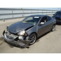 Used 2002 Acura RSX Type S Parts Car - Gray with gray interior, 4 cylinder engine, manual transmission