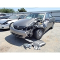Used 2003 Toyota Camry Parts Car - Gray with gray interior, 4 cylinder engine, automatic transmission