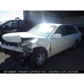 Used 2000 Toyota Avalon XL Parts Car - White with beige interior, 6 cylinder engine, automatic transmission
