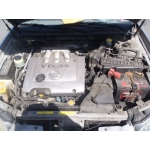 Used 2002 Nissan Maxima Parts Car - Beige with gray interior, 6 cyl engine, Automatic transmission
