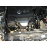 Used 2006 Nissan Altima Parts Car - Black with gray interior, 4 cyl engine, Automatic transmission