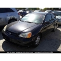 Used 1991 Honda Civic LX Parts Car - Black with gray interior, 4 cylinder, automatic  transmission