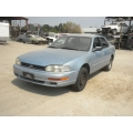 Used 1992 Toyota Camry Parts Car - Blue with gray interior, 4 cylinder engine, Automatic transmission