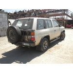 Used 1991 Nissan Pathfinder Parts Car - Gold with gray interior, 6 cyl engine, Automatic transmission