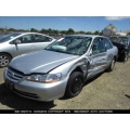 Used 2001 Honda Accord Parts Car - Silver with gray interior, 6 cylinder engine, 5 speed  transmission