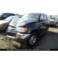 Used 1996 Toyota 4Runner Parts Car - Black with tan interior, 6 cyl engine, Automatic transmission