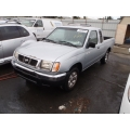 Used 2000 Nissan Frontier Parts Car - Silver with gray interior, 4 cyl engine, Automatic transmission