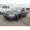 Used 1999 Toyota Corolla Parts Car - Blue with gray interior, 4 cylinder engine, Automatic transmission