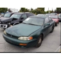 Used 1995 Toyota Camry Parts Car - Green with brown interior, 6 cylinder engine, Automatic transmission
