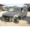 Used 2000 Honda Odyssey Parts Car - Gray with gray interior, 6 cylinder engine, Automatic transmission
