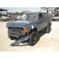 Used 1989 Toyota 4Runner Parts Car - Blue with gray interior, 4 cyl engine, Automatic transmission