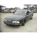 Used 1995 Infiniti Q45 Parts Car - Black with black interior, 6 cyl engine, Automatic transmission