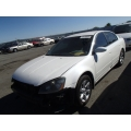 Used 2005 Nissan Altima Parts Car - White with gray interior, 4 cyl engine, Automatic transmission