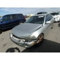 Used 2001 Lexus IS300 Parts Car - White with gray interior, 6 cylinder engine, Automatic transmission
