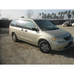 Used 2000 Mazda MPV Parts Car - Gold with tan interior, 4 cylinder, automatic  transmission*