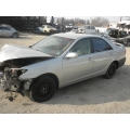 Used 2003 Toyota Camry Parts Car - Silver with gray interior, 4 cylinder engine, automatic transmission*