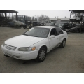 Used 1997 Toyota Camry LE Parts Car - White with gray interior, 6 cylinder engine, Automatic transmission*