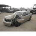 Used 2003 Toyota Camry Parts Car - Gold with brown interior, 4 cylinder engine, automatic transmission*