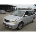 Used 2004 Honda Odyssey Parts Car - Silver with gray interior, 6 cyl, Automatic transmission*