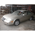 Used 2000 Nissan Maxima Parts Car - Brown with Brown interior, 6 cyl engine, Automatic transmission*