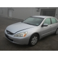 Used 2003 Honda Accord Parts Car - Silver with black interior, 4 cylinder engine, automatic transmission*